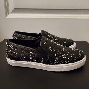 BRAND NEW Steve Madden Studded Slip on Sneakers